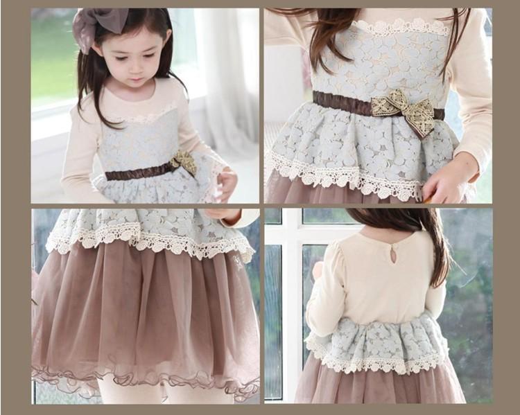 Baju Batik Anak Kecil Perempuan Baju Dress Anak Kecil