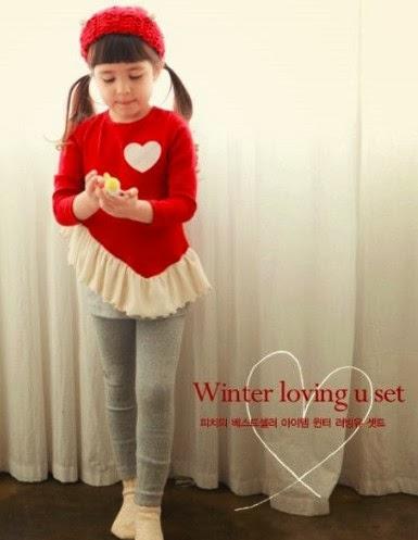 Jual Rok Panjang Mini Anak Anak Perempuan | Legging Jeans