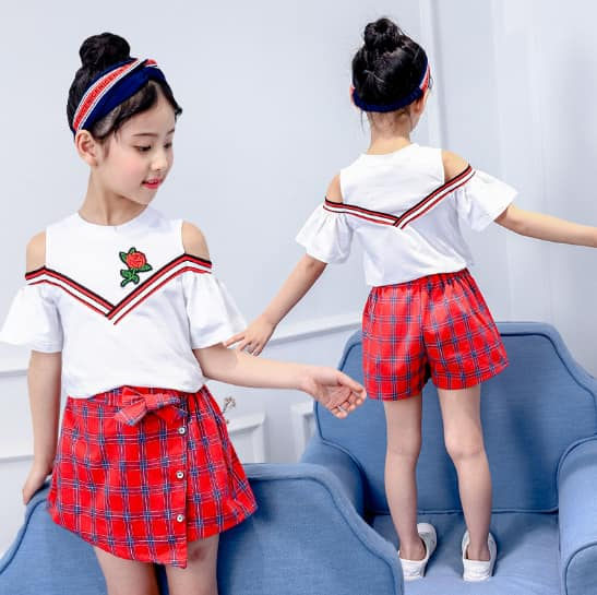 520+ Model Baju Anak Perempuan Yg Lucu Gratis